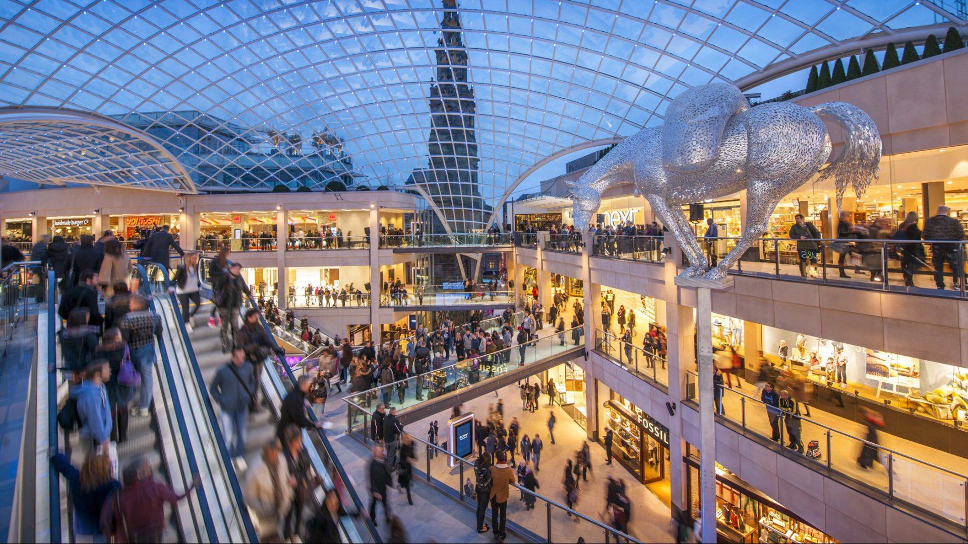 Trinity Shopping Centre Leeds