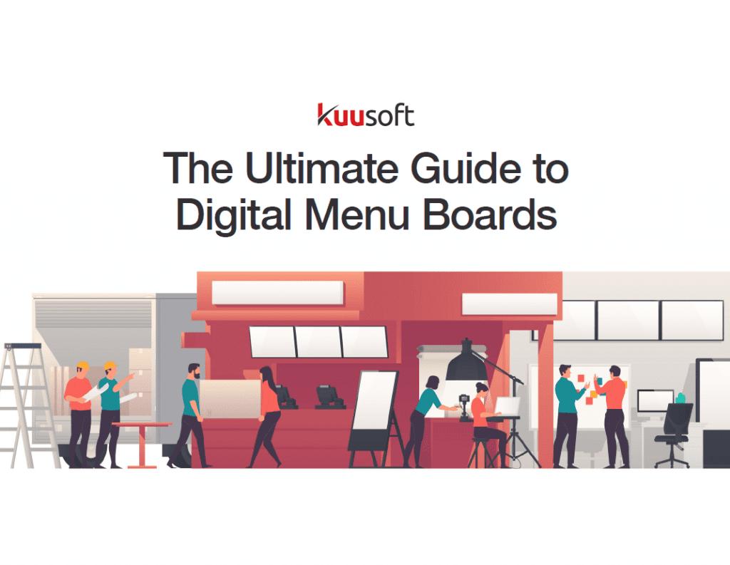 digital menu boards guide
