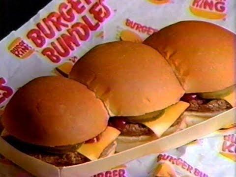 Burger Kings Burger Buddies limited time offer