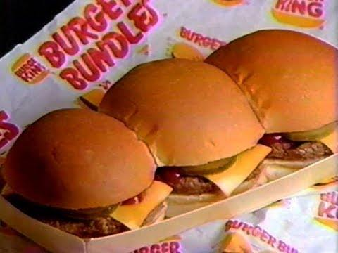 Burger Kings Burger Buddies limited time offer