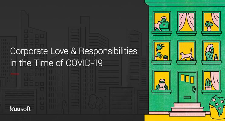 Corporate Responsibilities in the time of Coronavirus