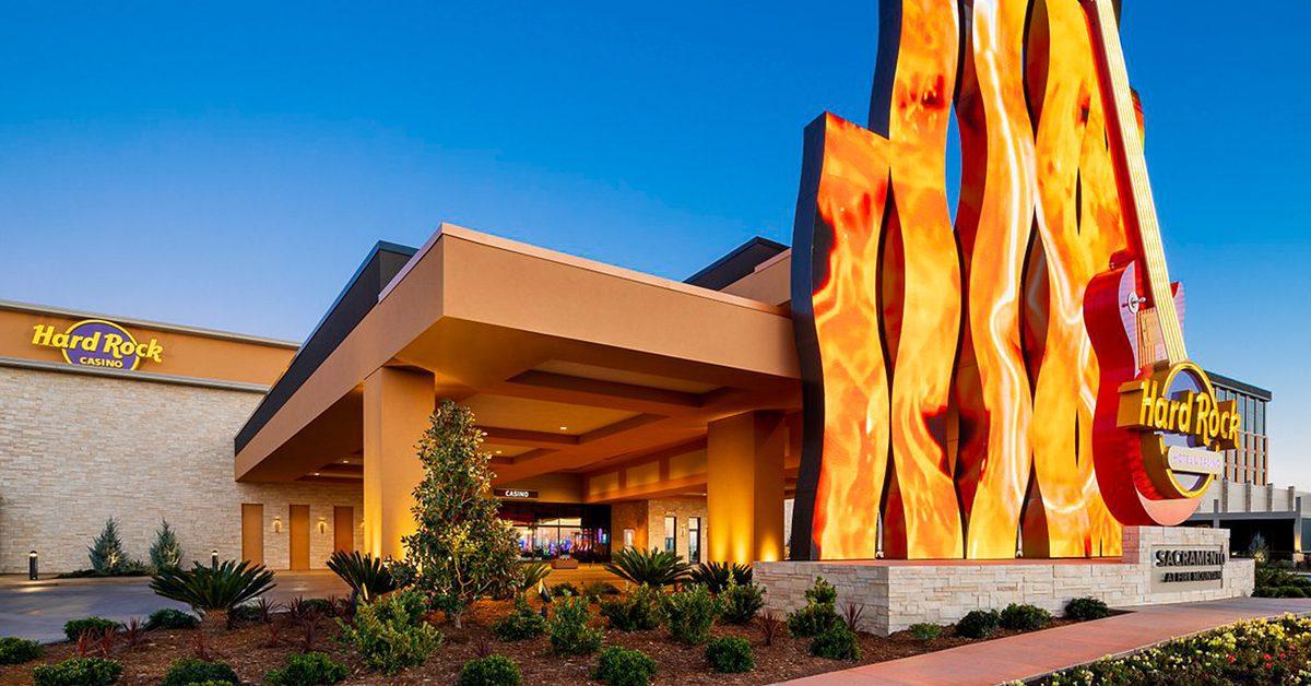 Hard Rock Hotel & Casino Sacramento Press Release